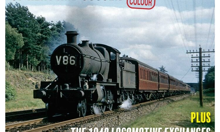 Steam Days magazine
