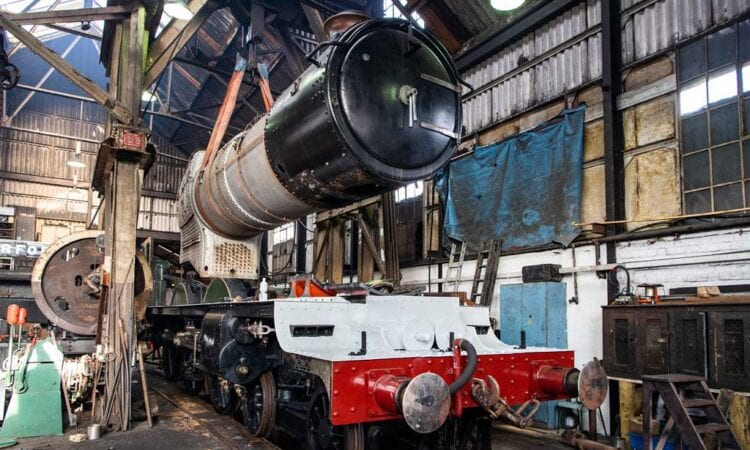Pendennis boiler replacement