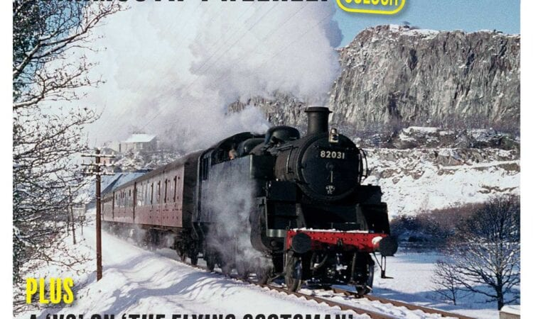 Steam nostalgia and railway history at its best, Steam Days is the monthly magazine dedicated to all steam railway enthusiasts.