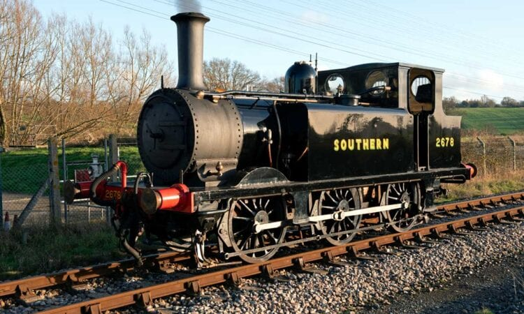 A special visitor is returning to the Isle of Wight after an absence of 85 years.