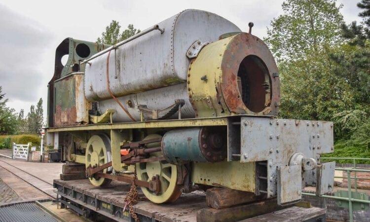 Handyman locomotive